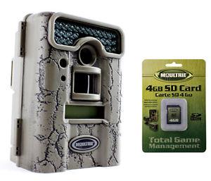game camer memory