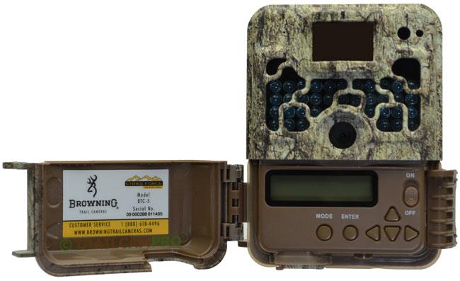 Browning Dark Ops display