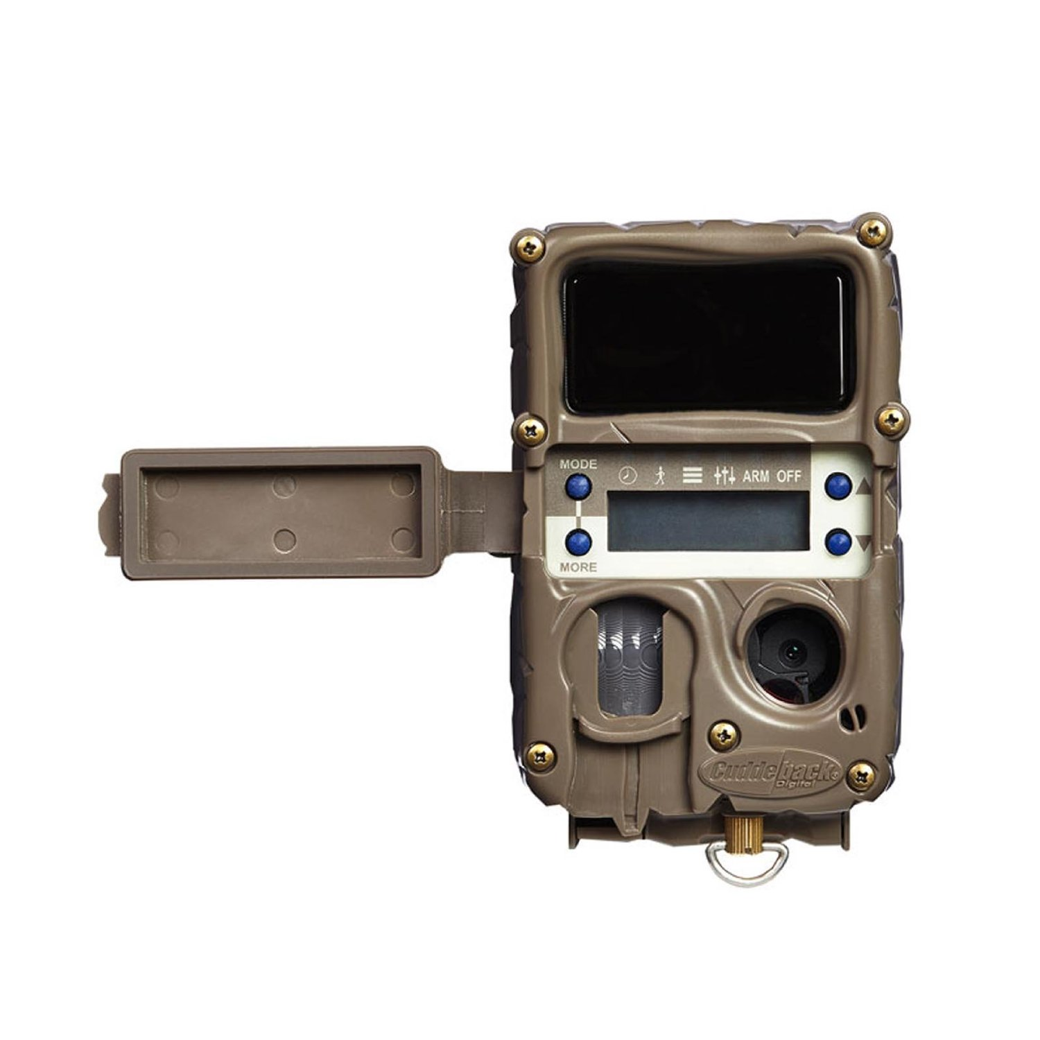 Cuddeback Black Flash e3 controls
