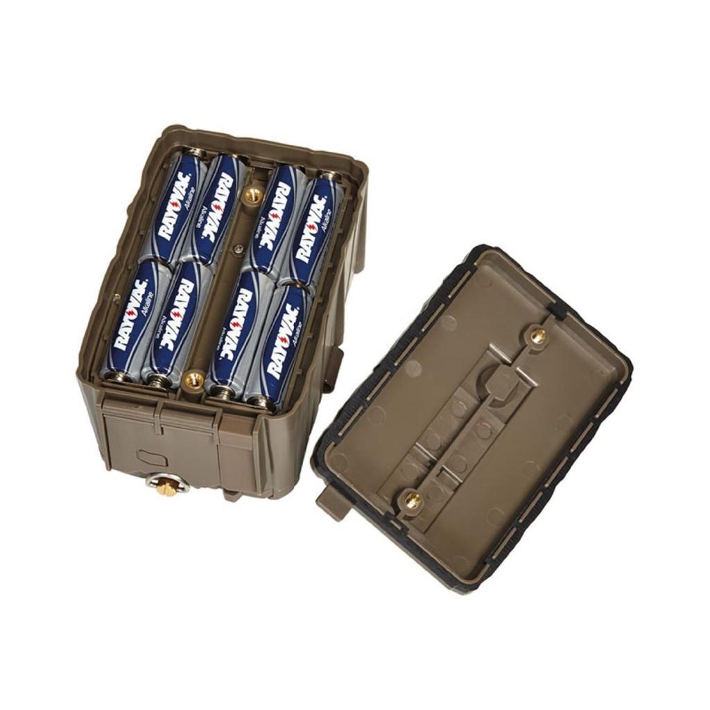 Cuddeback Long Range IR battery life