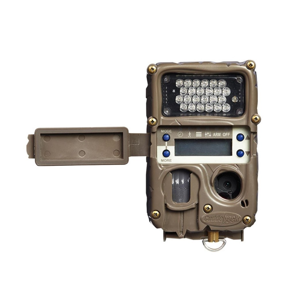 Cuddeback Long Range IR controls