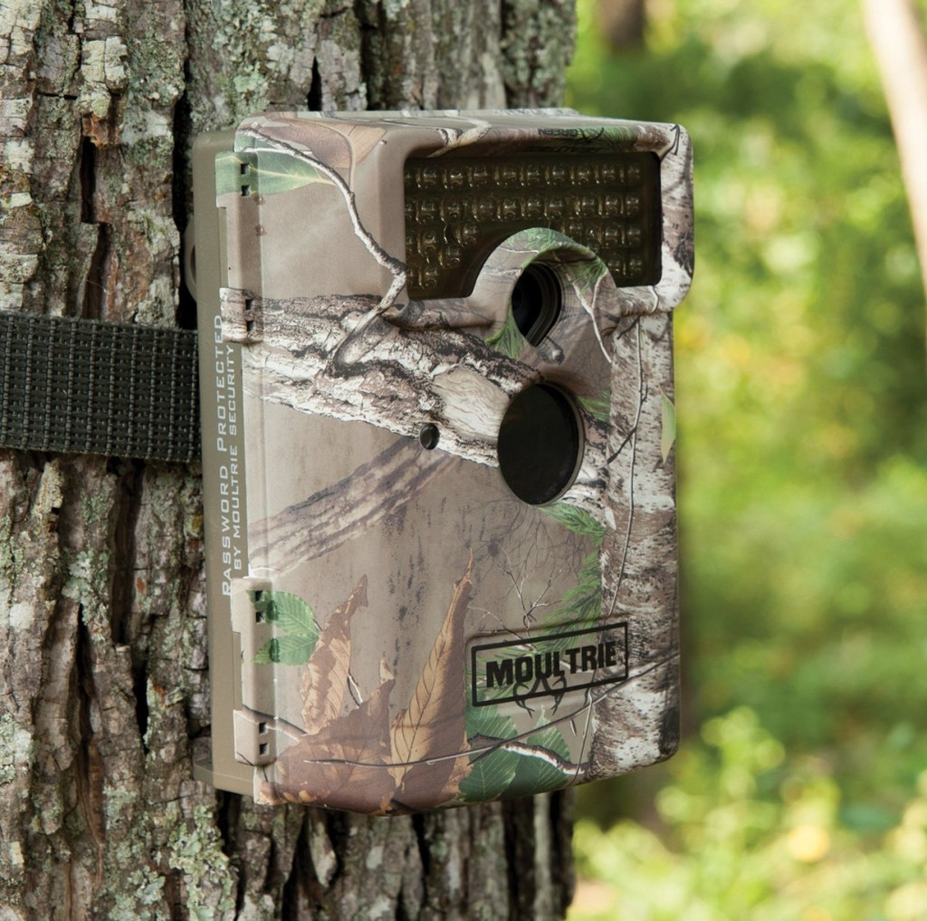 Moultrie m-1100i mount