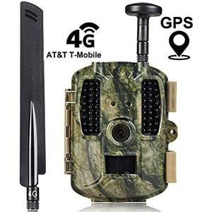 Kuool Cellular & GPS Trail Hunting Camera